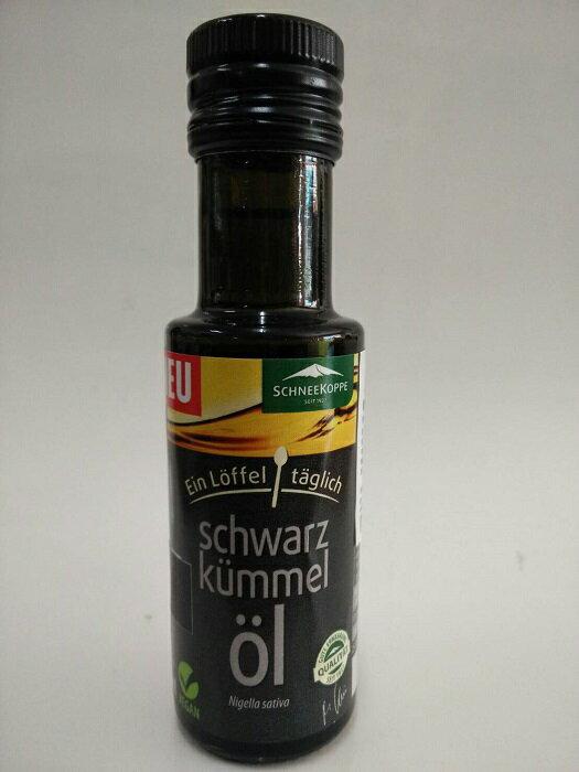 DR.OKO德逸 德國冷壓第一道黑孜然油 100ml/瓶