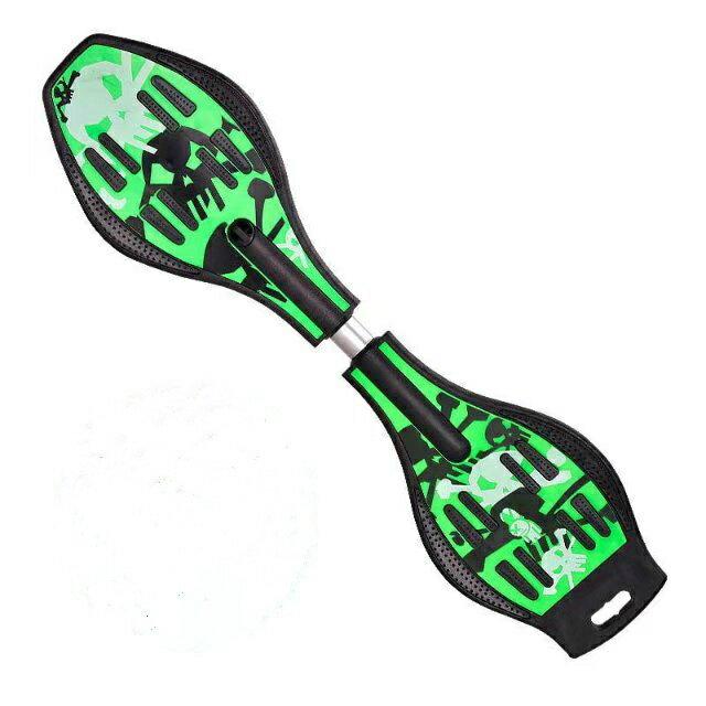 搖擺樂途活力板游龍板兒童滑板車二輪滑板成人青少年兩輪蛇板