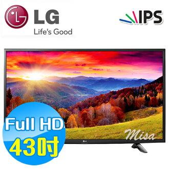 LG樂金 43吋 LED液晶電視 43LH5100 IPS面板
