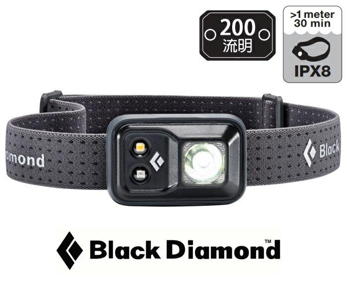 【鄉野情戶外用品店】 Black Diamond  美國  Cosmo 頭燈/登山頭燈-黑/620635 【200流明】