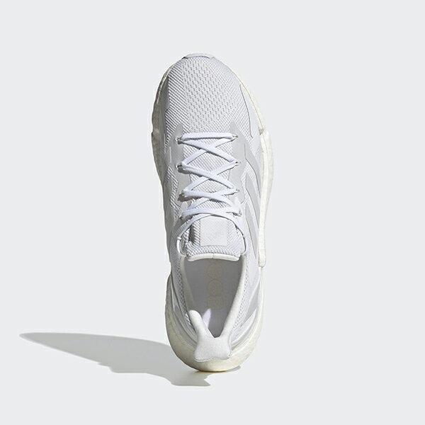 【ADIDAS】X9000L4 愛迪達 運動鞋 慢跑鞋 米灰白 男女鞋 -FW8387 2