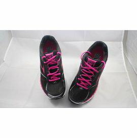 [陽光樂活]BROOKS ADURO 3 避震型系列 女運動鞋 慢跑鞋 1201911B018 黑x桃紅
