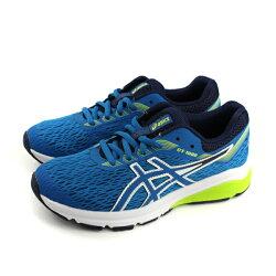 亞瑟士 ASICS GT-1000 7 GS 運動鞋 慢跑鞋 童鞋 藍色 大童 1014A005-402 no320