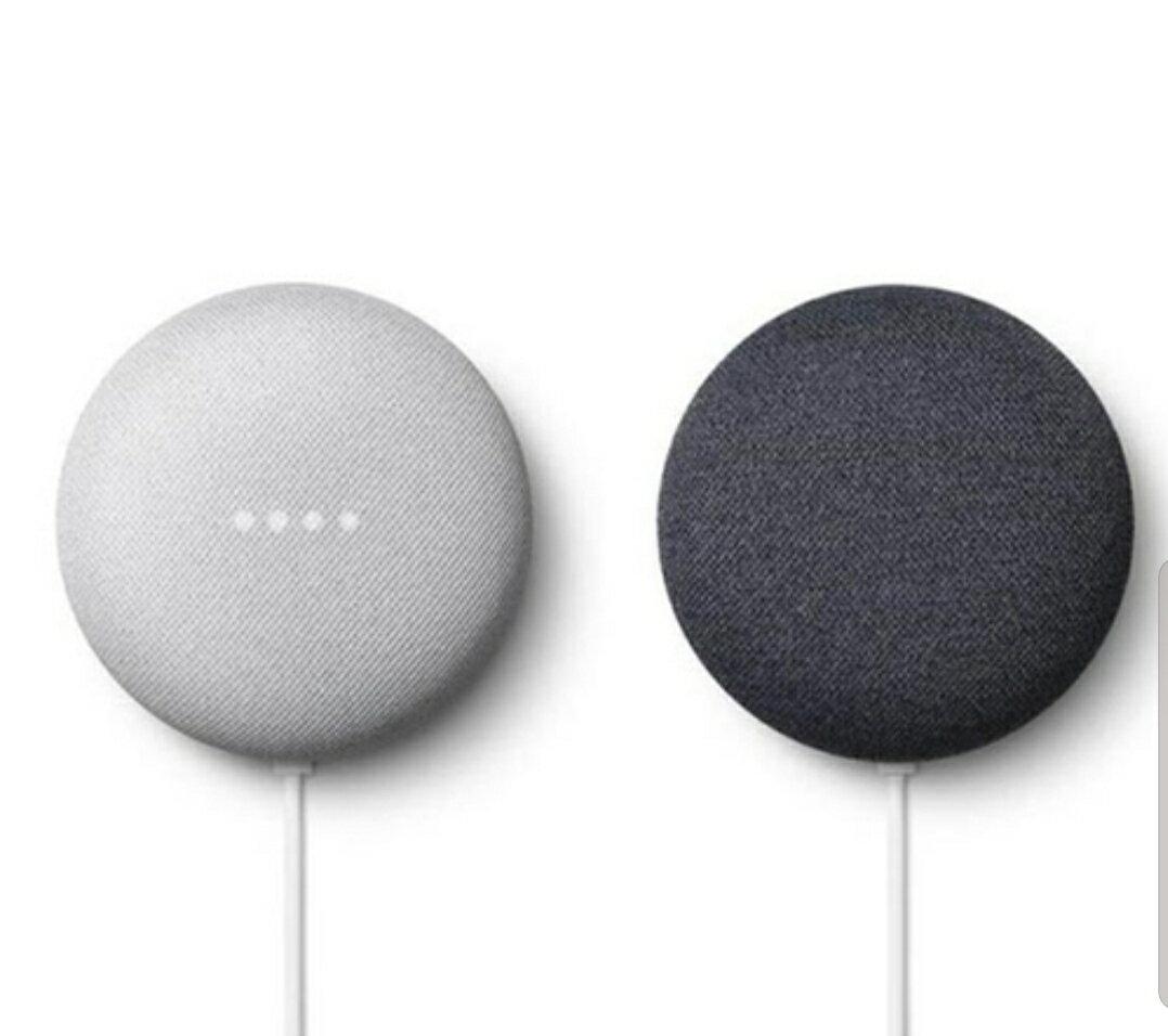 Google Nest Mini 智慧音箱 會講中文 台灣公司貨