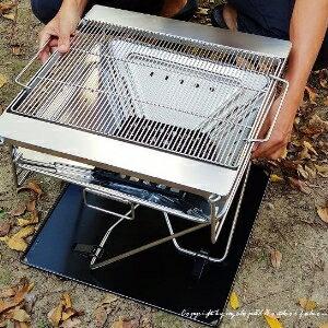 美麗大街【107012406】大型摺疊收納焚火台 烤肉架