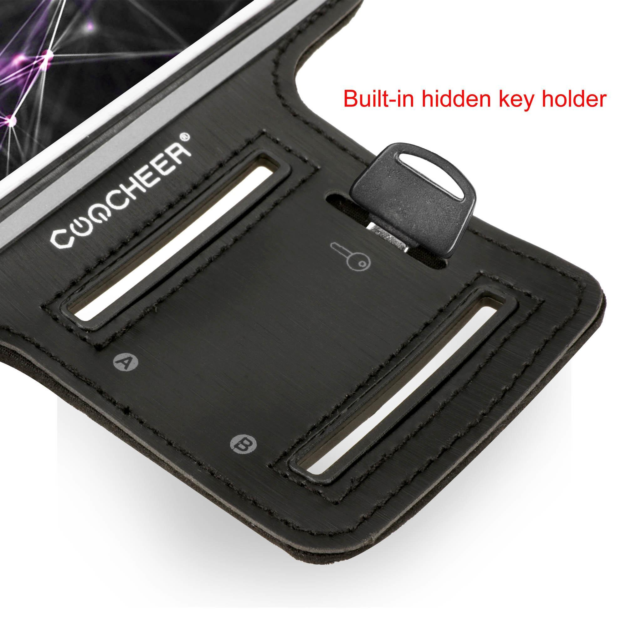 Adjustable Armband With A Key Holder for Apple iPhone 6/6 Plus 5