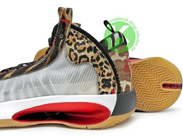 2020 史上最輕 限定販售 NIKE AIR JORDAN XXXIV 34 TATUM PE GS JAYSON WELCOME TO THE ZOO 大童鞋 女鞋 豹紋 動物園 新一代 ECLIPSE PLATE 避震科技傳導 前 ZOOM 籃球鞋 AJ (DA4451-900) ! 3