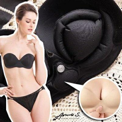 Anna S. 波波小姐 隱形浮力內衣 充氣隱形胸罩 爆乳比基尼 miss double/vstyle