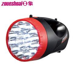 【日象】二合一充電式炫亮LED探照燈 ZOL-8000D