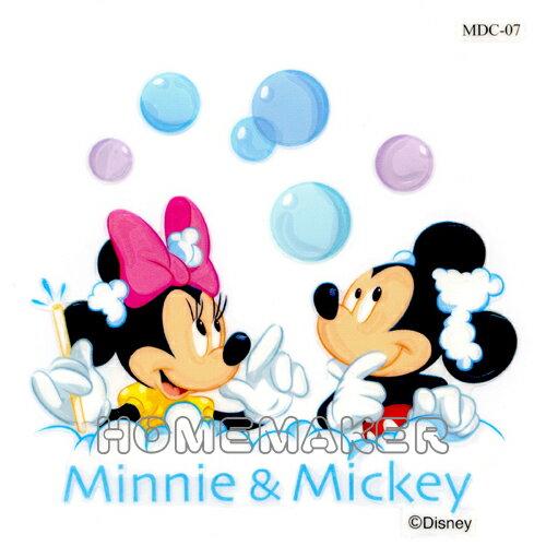 Disney 立體轉印貼紙 HS-MDC07