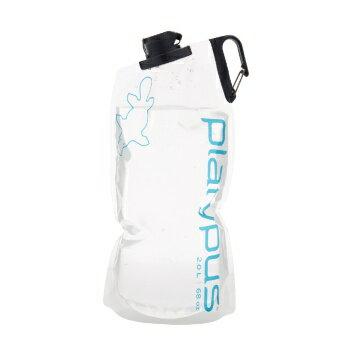 ├登山樂┤美國PlatypusDuoLock軟式握把水瓶2L-鴨嘴獸#PLATY-09904