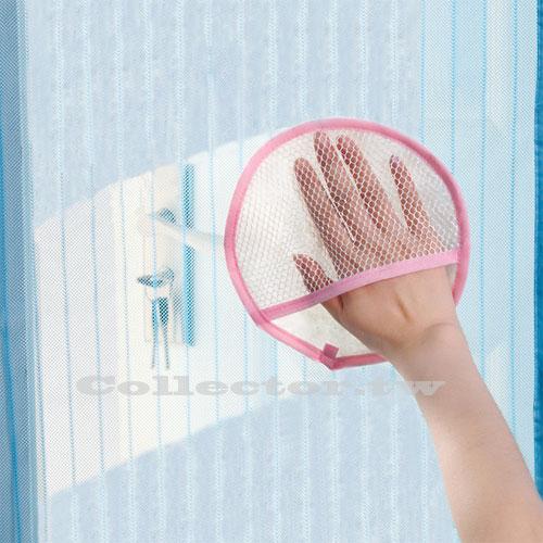 【F16091801】圓形紗窗門簾加厚清潔布 不掉毛 吸水抹布 紗網除塵布 神奇紗窗地毯專用清潔刷布
