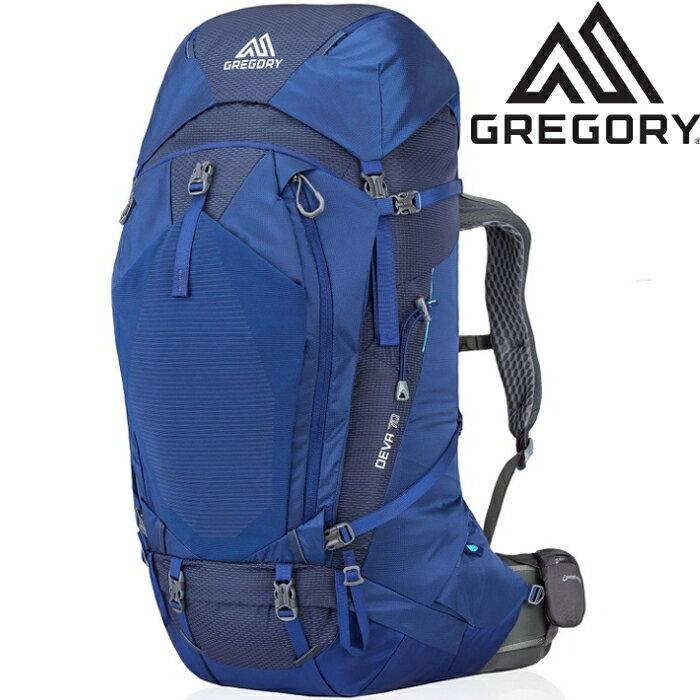 Gregory Deva 70 女款登山背包 91625 91626 2375 夜景藍