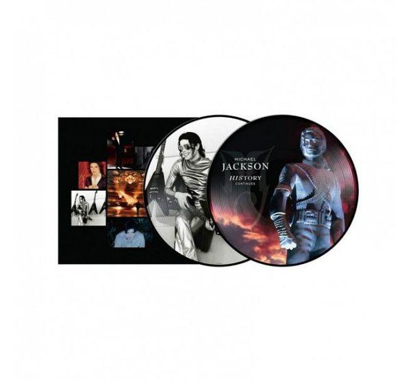【停看聽音響唱片】【黑膠LP】麥可傑克森 / 他的歷史:無限傳奇【2018 2LP彩膠】