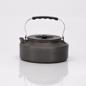 【H.Y SPORT】犀牛RHINO K-33 犀牛超輕鋁合金茶壺1.5L 鐵灰