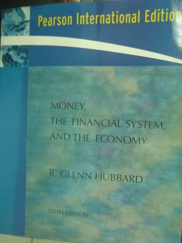 【書寶二手書T5/大學商學_PLA】Money, the Financial System6/e