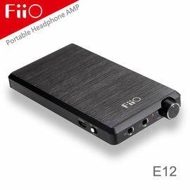 志達電子 E12 Fiio E12 隨身耳擴 MP3 耳機功率放大器 耳機擴大器 E11 再進化 [公司貨,開放試聽]