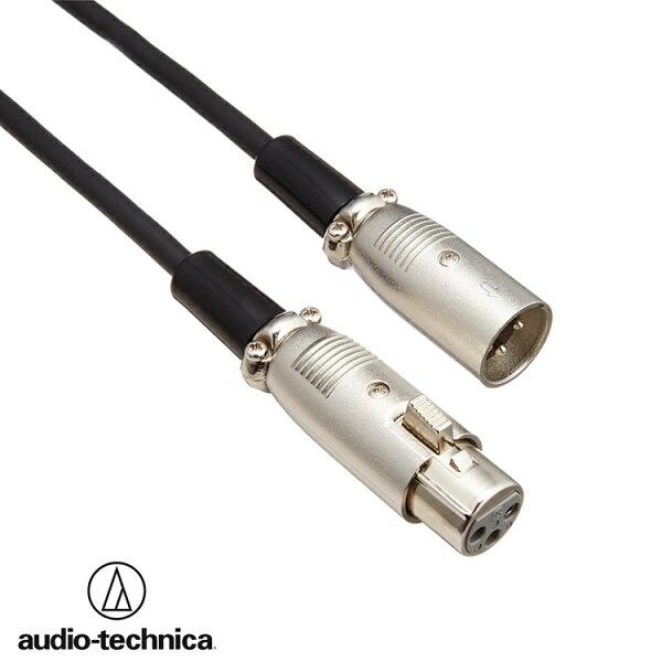 又敗家@日本Audio-Technica鐵三角卡拉OK麥克風連接線ATL458A3.0麥克風線音訊線麥克風音源線延長線