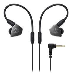 鐵三角 audio-technica ATH-LS70 雙動圈耳塞式耳機 (鐵三角公司貨)