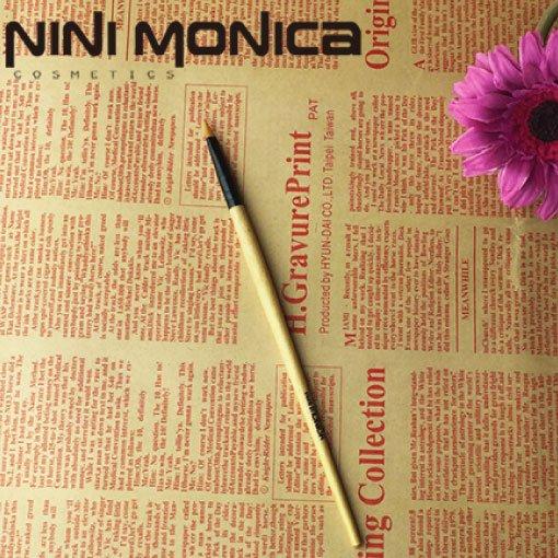 NiNimonica尼龍唇刷筆(K0161)【櫻桃飾品】【24241】
