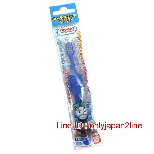 【真愛日本】16121400011日本製造型兒童牙刷-湯瑪士   THOMAS & FRIENDS 湯瑪士 小火車  日本限定 精品百貨 日本帶回