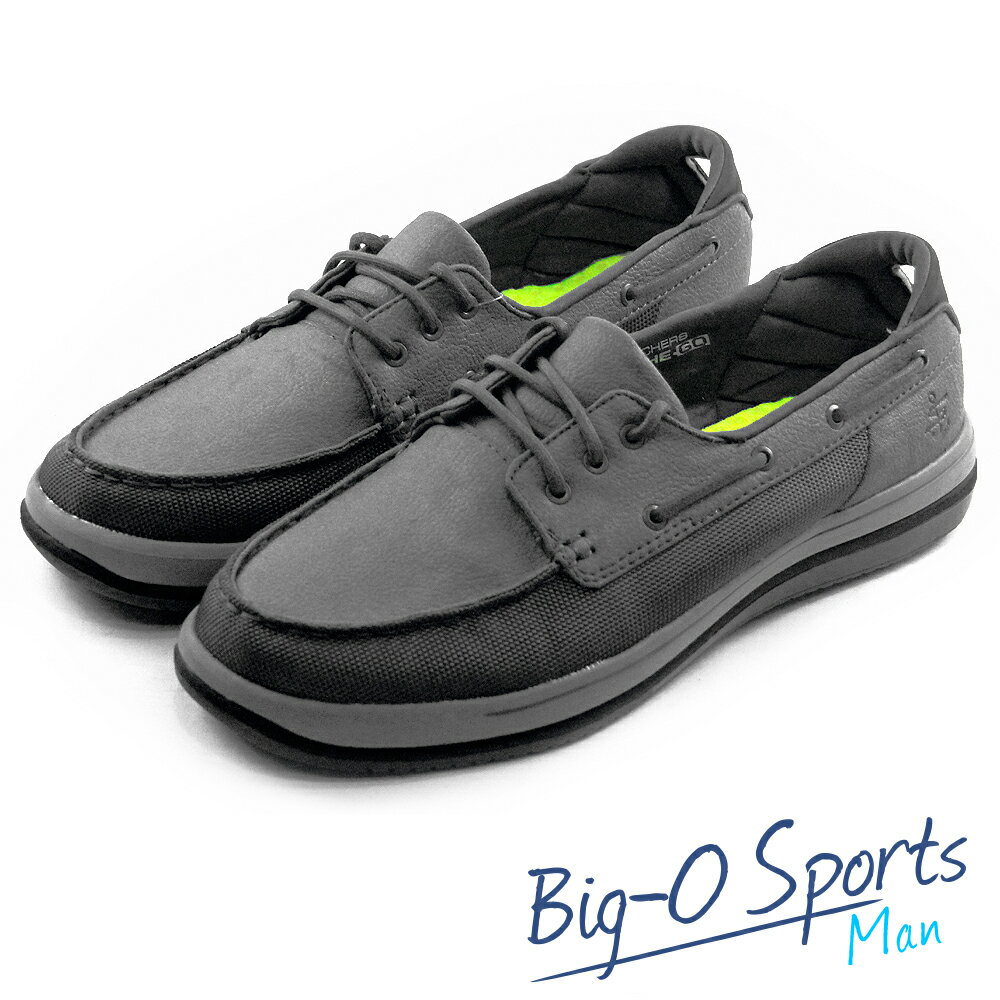 SKECHERS  on-the-GO  休閒健走鞋  男  53750CHAR