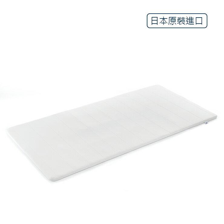 【 日本 airweave 】愛維福 2.5公分 輕型 薄墊 可水洗 日本第一薄墊 2