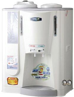 【晶工牌】全自動溫熱開飲機 JD-3600