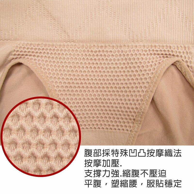 長褲管版 小腹剋星 560丹 超高腰平腹機能長版束褲(2件組)-【夢蒂兒】 6