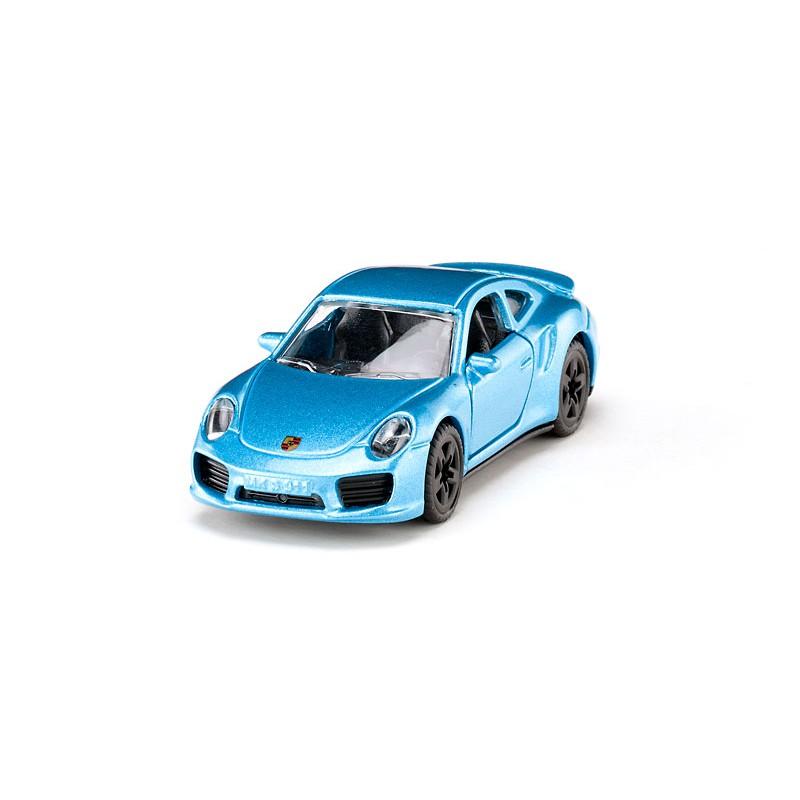 【Fun心玩】SU1506 麗嬰 德國 SIKU 1506 保時捷 911 Turbo S 小汽車 聖誕 生日
