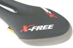 【意生】X-FREE獨特創新U造型開口坐墊 黑色座墊做墊自行車腳踏車用 U型
