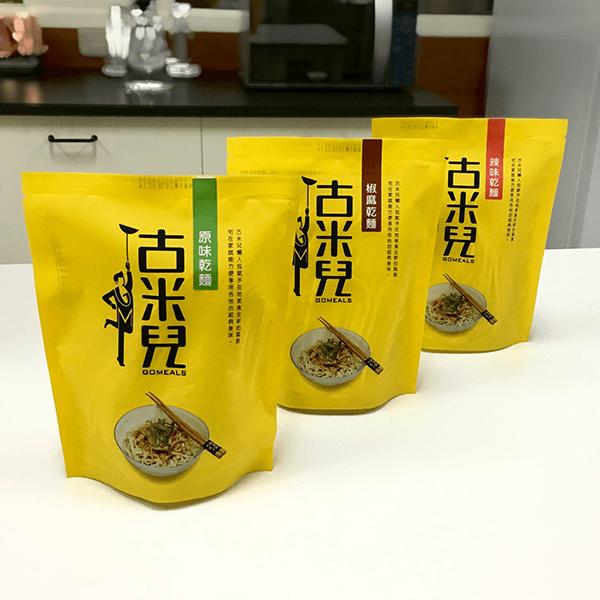 【古米兒】免運醬乾麵  /  乾拌麵 12包(24入)*兩種口味可選擇:椒麻、醬香原味* ↘$660免運價!!原價$700 5