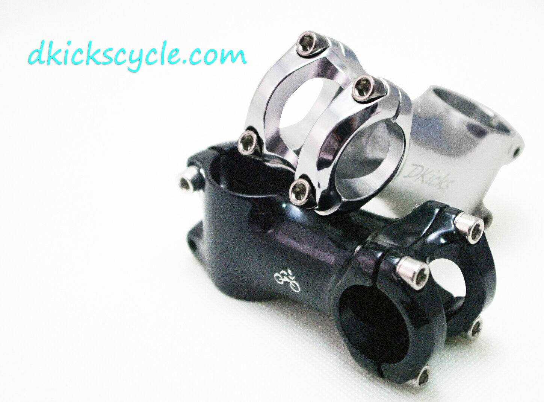 Dkicks cycle 自行車龍頭 立管 25.4mm stem Fixed gear 單速車 城市車 小折