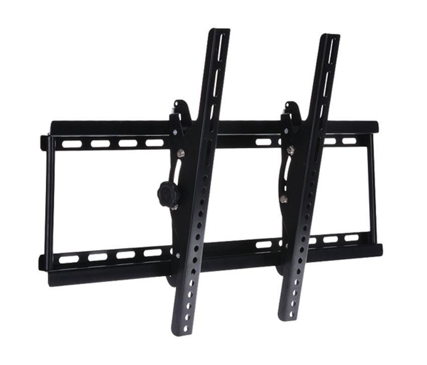Black Adjustable Metal Tilting Television Wall Mount Bracket for 40-70inch 1