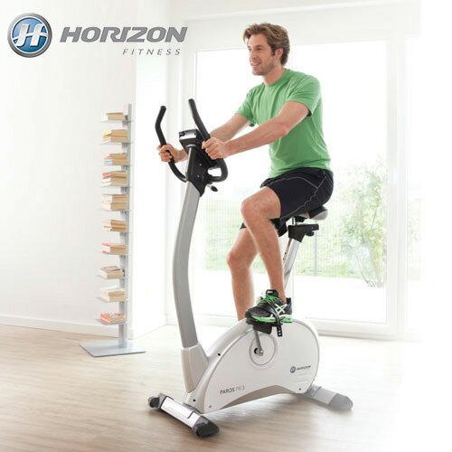 父親節 ↘JOHNSON喬山 HORIZON Paros PRO 直立式健身車