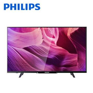 PHILIPS 飛利浦 43吋 LED液晶電視 43PFH5210 公司貨 0利率 免運