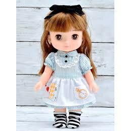 【預購】日本進口特価!Solan沙奈娃娃 Remin芮咪 愛麗絲 禮服套裝 DISNEY 迪士尼系列 (※娃娃單獨出售)【星野日本玩具】