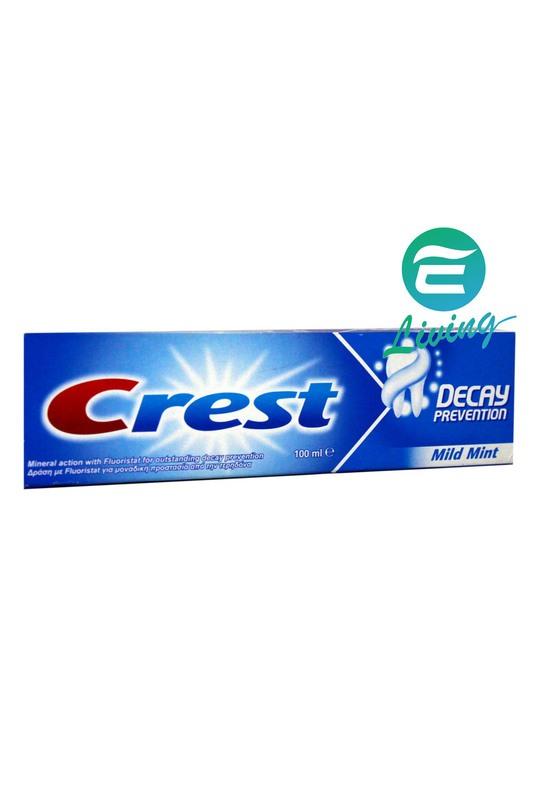 CREST DECAY PREVENTION 牙膏 (薄荷) 100ml #28010