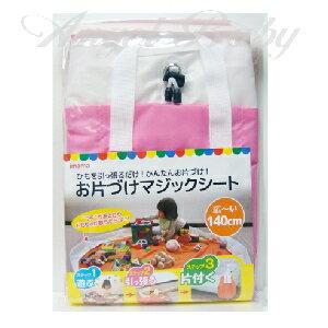 韓國【Edison】imama 聰明玩具收納袋 (粉)