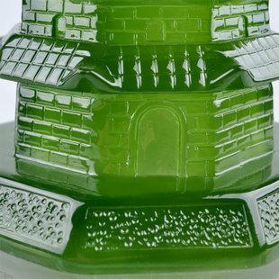 禮邦 文昌塔擺件禮品送學生時尚裝飾品工藝品創意家居擺設商務禮物