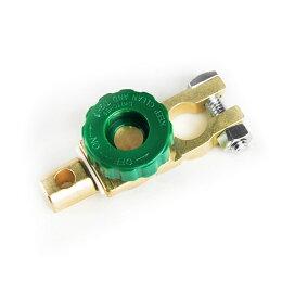 汽車電池 電瓶斷電開關 旋扭轉鬆可防止 汽車漏電 防盜斷電