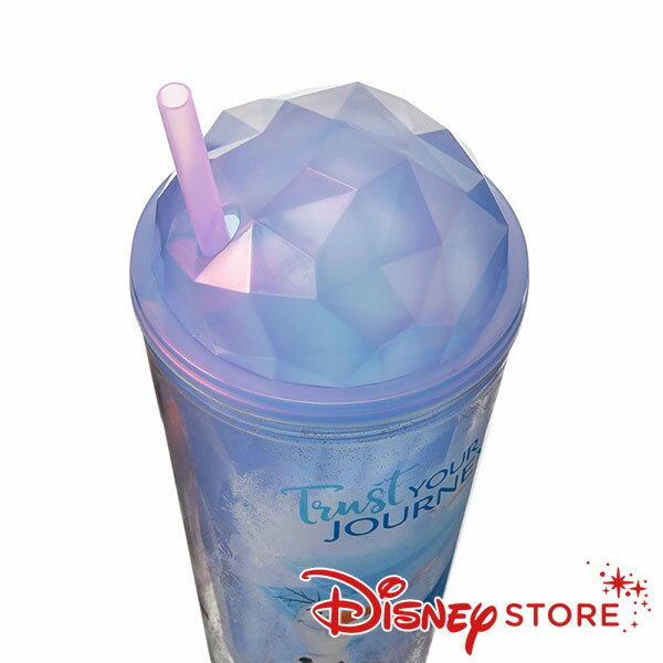 日本迪士尼 Disney Frozen 冰雪奇緣 寶石水杯  冷水杯  470ml  。日本必買 日本樂天代購(1937) 2
