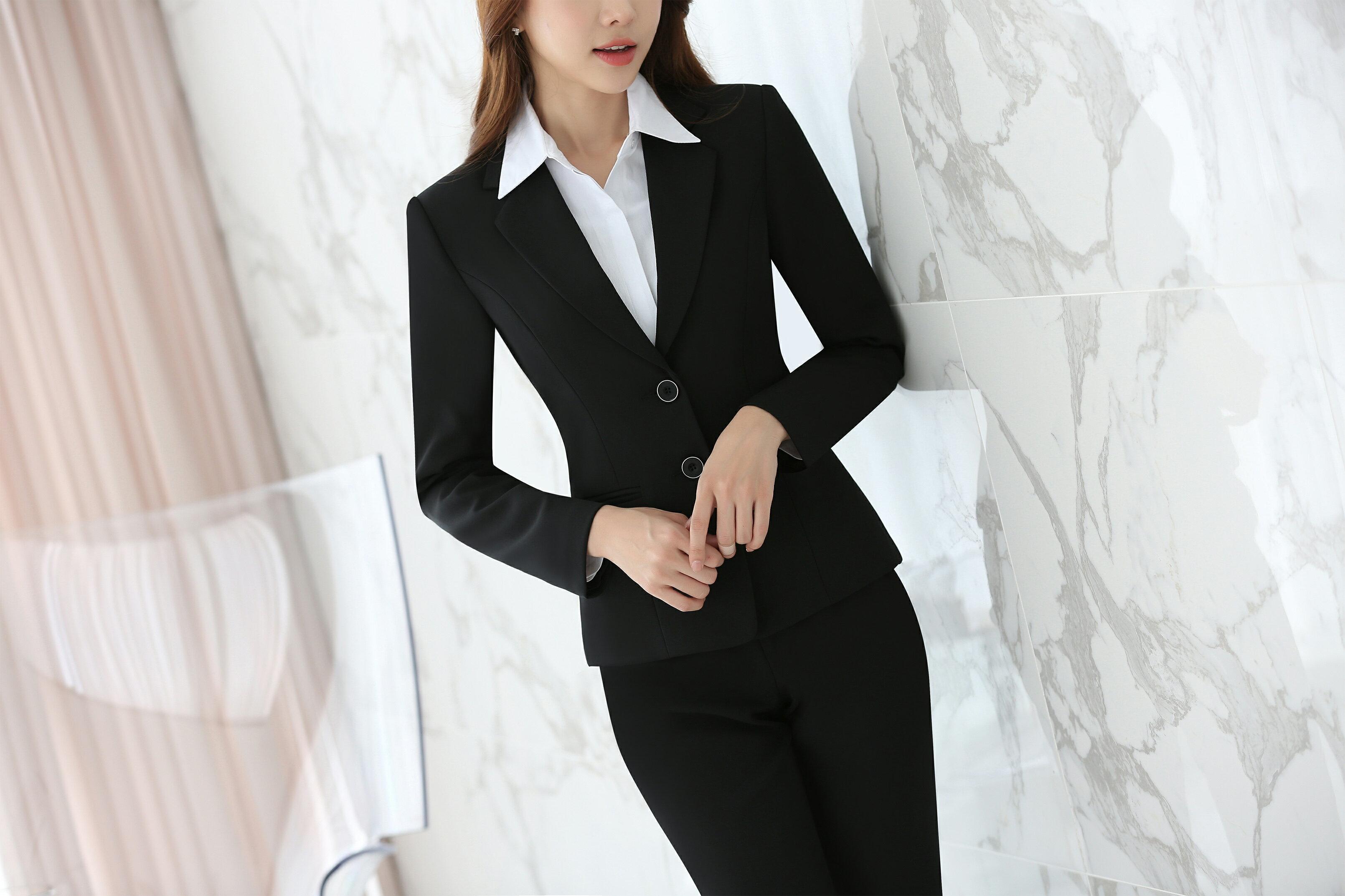 ✩鷗樂服飾★ 職業OL商務襯衫 [白色]