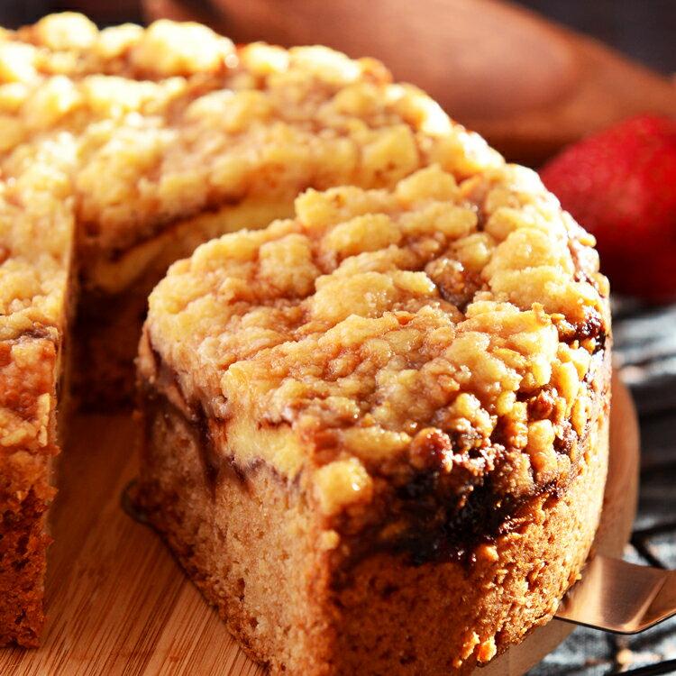 甜蜜融心乳酪蛋糕6吋【美地瑞斯】★草莓乳酪濃郁交融~→新鮮草莓手作自製草莓醬,與特製乳酪層層交疊,既甜蜜又濃郁融心,沒有多餘奶油,不甜膩、輕負擔#草莓蛋糕#免運 4
