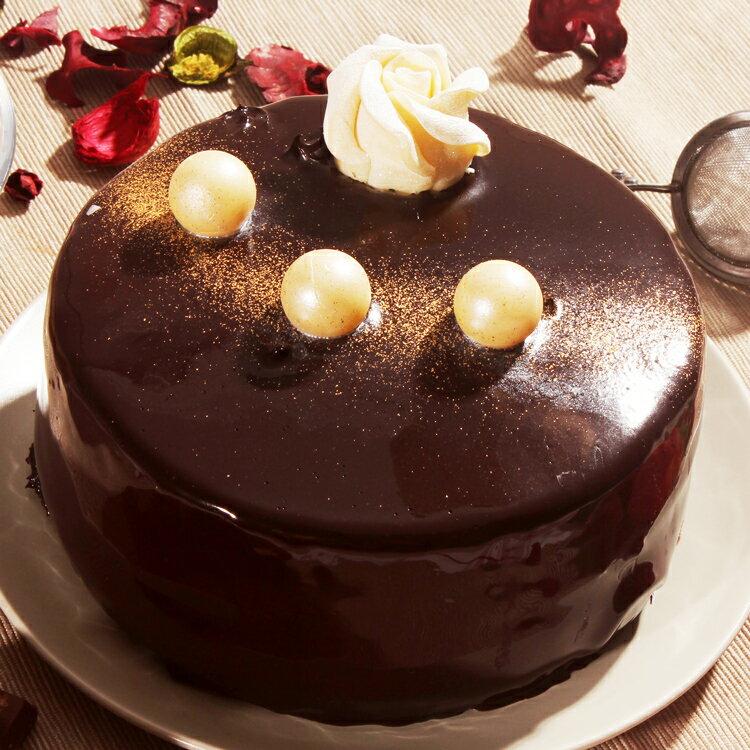 【美地瑞斯】浪漫來襲 6吋 759免運 →新鮮覆盆子熬煮成醬,與黑巧克力和蛋糕層層疊疊,一口咬下去酸酸甜甜綿綿密密,還有巧克力香濃的香味,喜歡覆盆子的酸甜與黑巧克力的融合的粉絲們千萬別錯過這顆經典的浪漫來襲~ 1