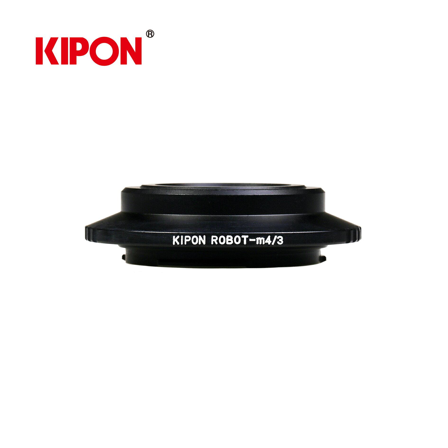 kipon ROBOT-m4/3 (for Panasonic GX7/GX1/G10/GF6/GF5/GF3/GF2/GM1)