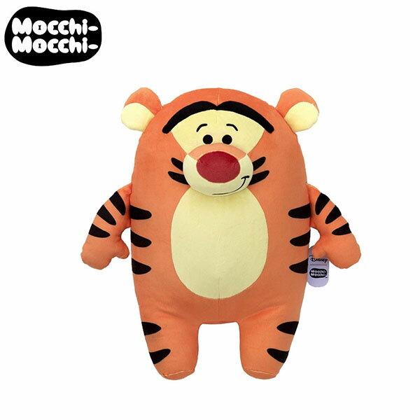 【日本正版】跳跳虎絨毛玩偶玩偶Mocchi-Mocchi小熊維尼迪士尼Disney-286476