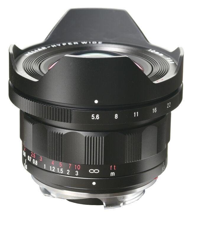Voigtlander專賣店: 10mm/F5.6 M mount