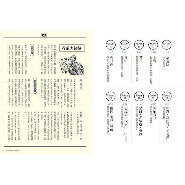 東京的20個理由:東京上癮者蔡阿嘎的私房主題一日遊 3