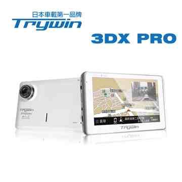 Trywin DTN-3DX Pro 行車記錄衛星導航機智慧整合機★★★全新原廠公司貨含稅附發票★★★